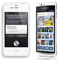 Apple iPhone 4S vs Sony Ericsson Xperia Arc S