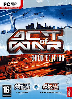 Act Of War Gold Edition - GOG