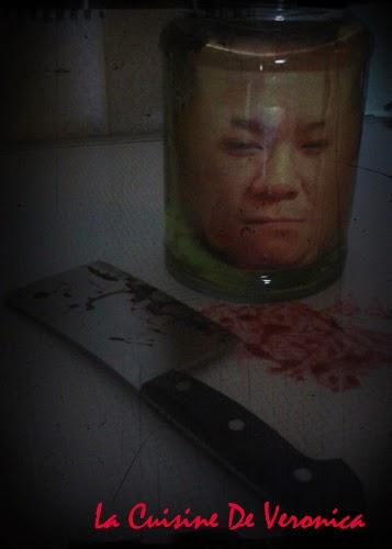 La Cuisine De Veronica Head in a Jar Prank