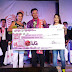 LG Caravan Invades Dumaguete to Spread the Good Life