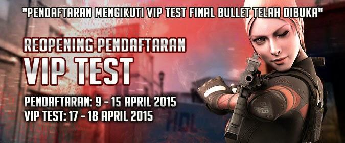 Qeon Buka Kembali Pendaftaran VIP Test Final Bullet Indonesia