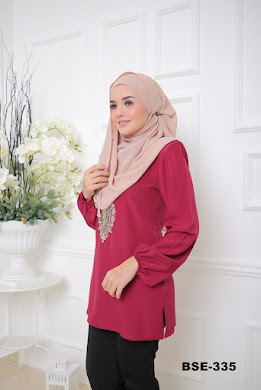BLOUSE SWEET EVOLET - BSE 335
