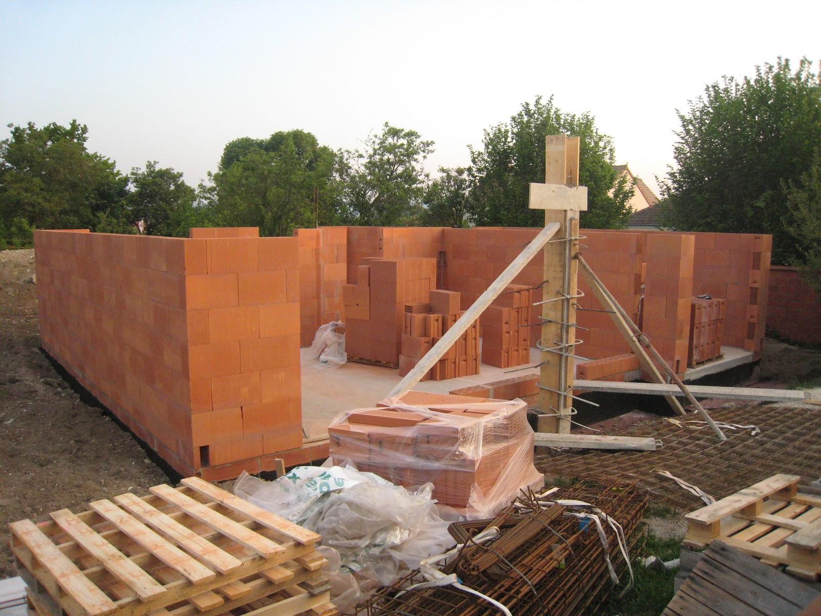 Pose Brique Pose Des Briques 2ème Jour