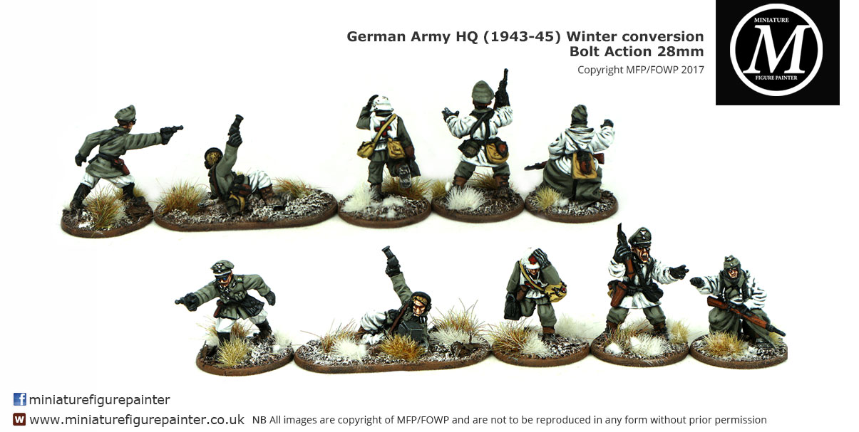 WW2 Wargames Painting. Miniature Figure Painter for 20mm 28mm and 15mm scales