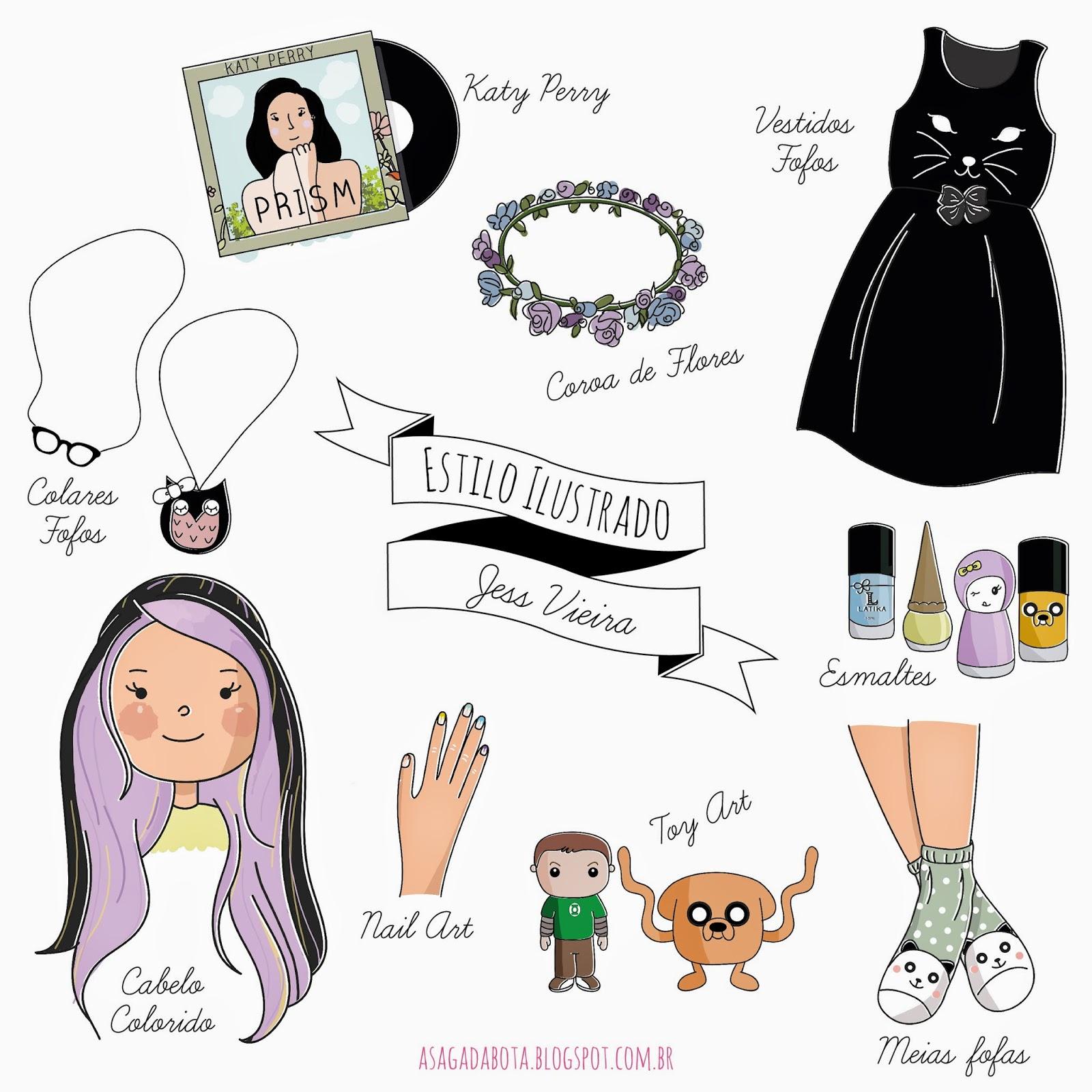 ilustração blog, ilustração personalizada, cute, ilustrção fofa, desenho, ilustradora Kênia Lopes