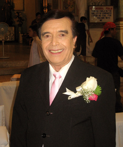 That's Entertainment Filipino youth variety hosted by German Moreno Kuya Germs and Ike Lozada