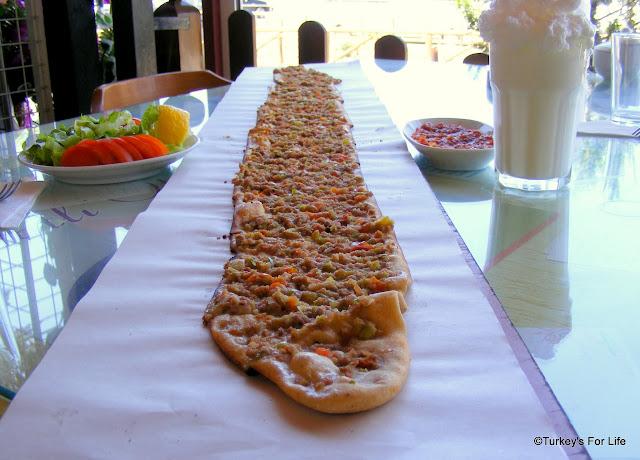 Konya Etli Ekmek, Fethiye