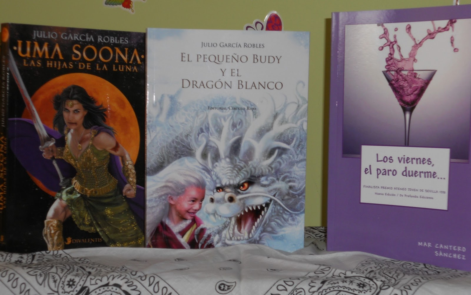 la guarida del libro imm 3 in my mail box