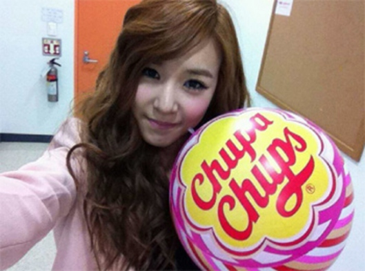 Chupschups** This Is Tiffany With Her Self Camera ~