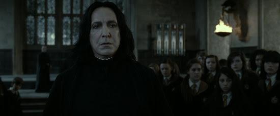 Bruxo do Mês de Janeiro: Severo Snape | Ordem da Fênix Brasileira