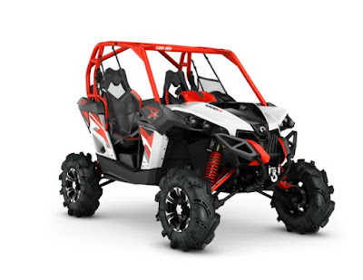2016 Can-Am Maverick X mr 1000R