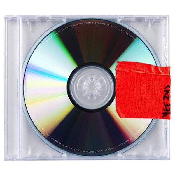 Kanye West - Yeezus - copertina tracklist traduzioni testi video download
