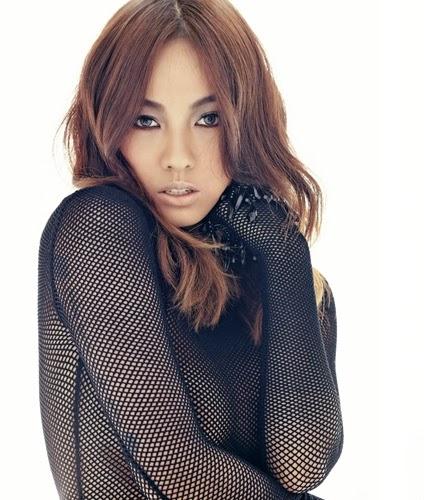 Hyori - Glamour Italy Magazine May Issue 2014