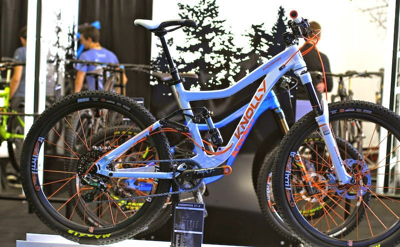 Bike News, New Bike, Event, Report, Knolly 27.5, Knolly Endorphin 27.5, Knolly Endorphin 2015