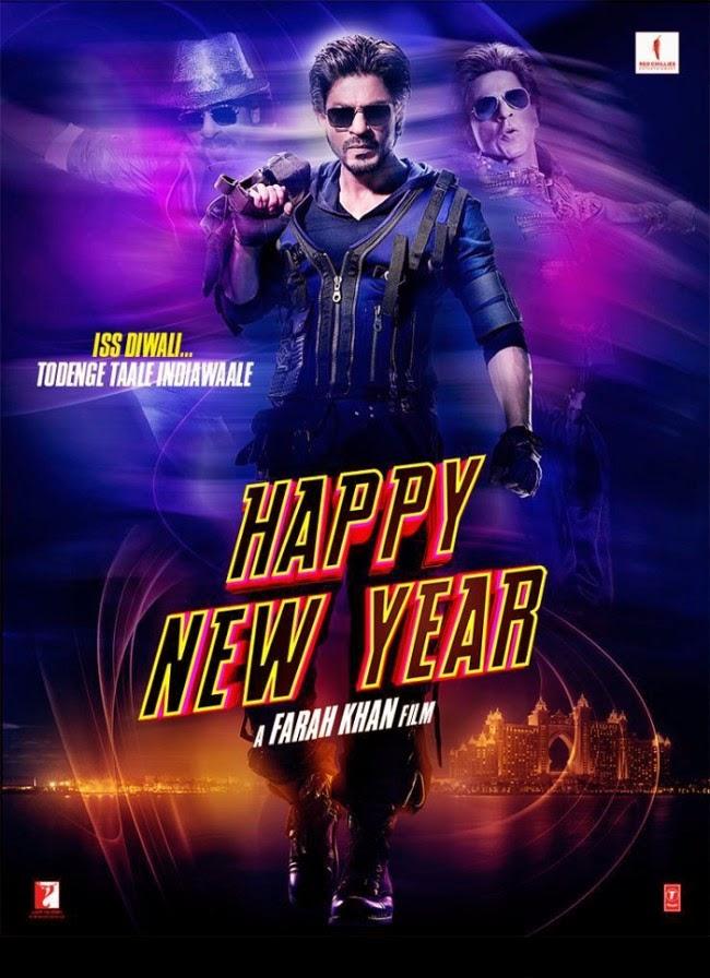 Happy New Year Movie 2014