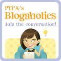 I'm a Blogger for The PTPA's Blogaholics