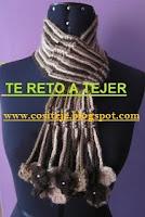 La bufanda de Vero...