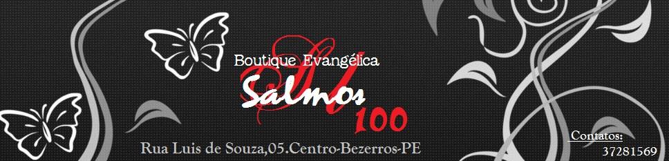 Boutique Evangélica Salmos 100