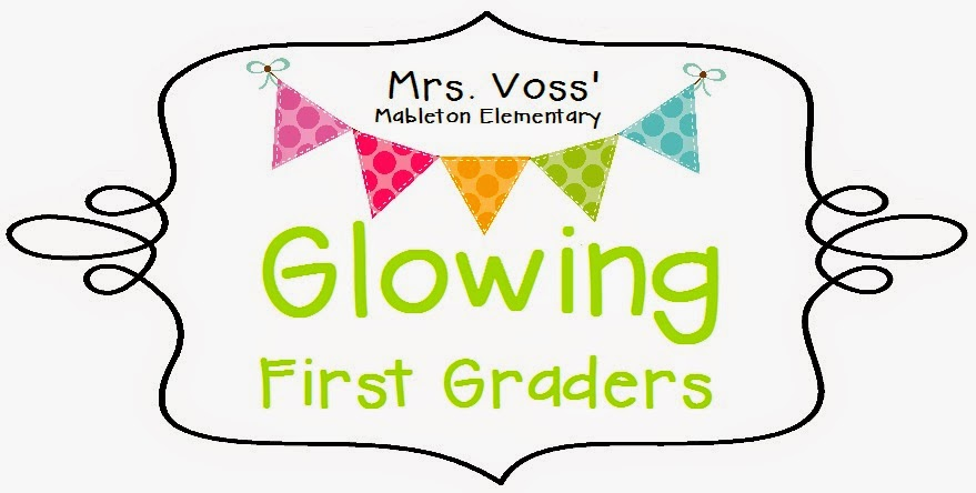 Glowing 1st Graders