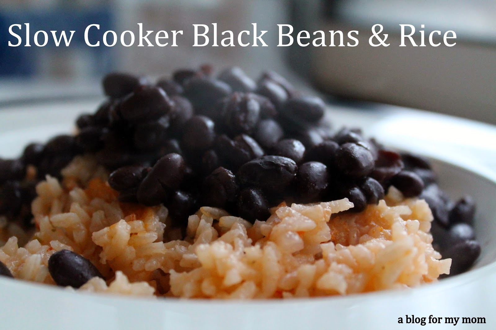 how to cook black rice in slow cooker