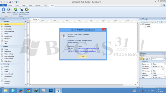 WYSIWYG Web Builder 9.0.5 Full Crack