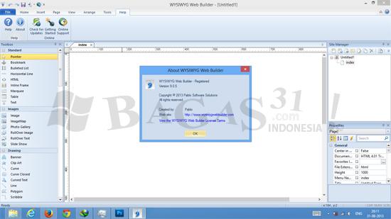 WYSIWYG Web Builder 9.0.5 Full Crack 3