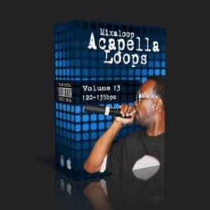 [dead] Mixaloop Acapella Loop Pack 13 [WAV] screenshot