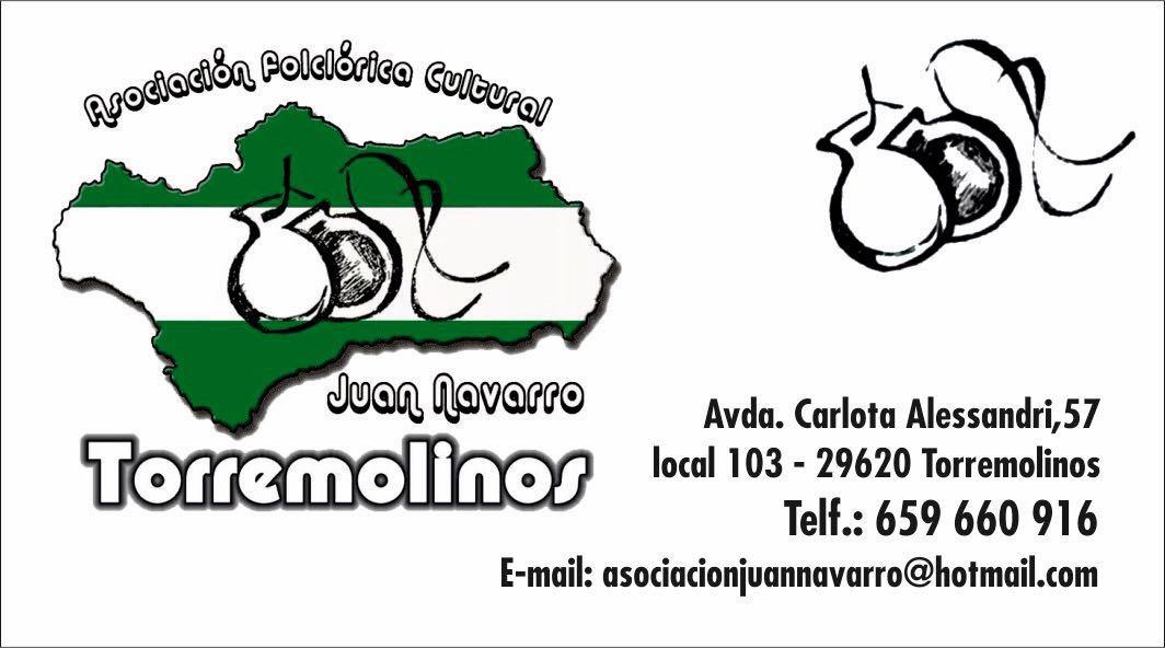 "V Festival Folclórico de Torremolinos ""Juan Navarro"""