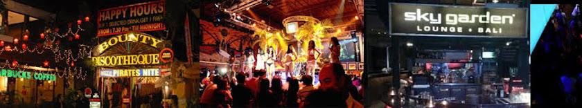 Hiburan Malam di Bali