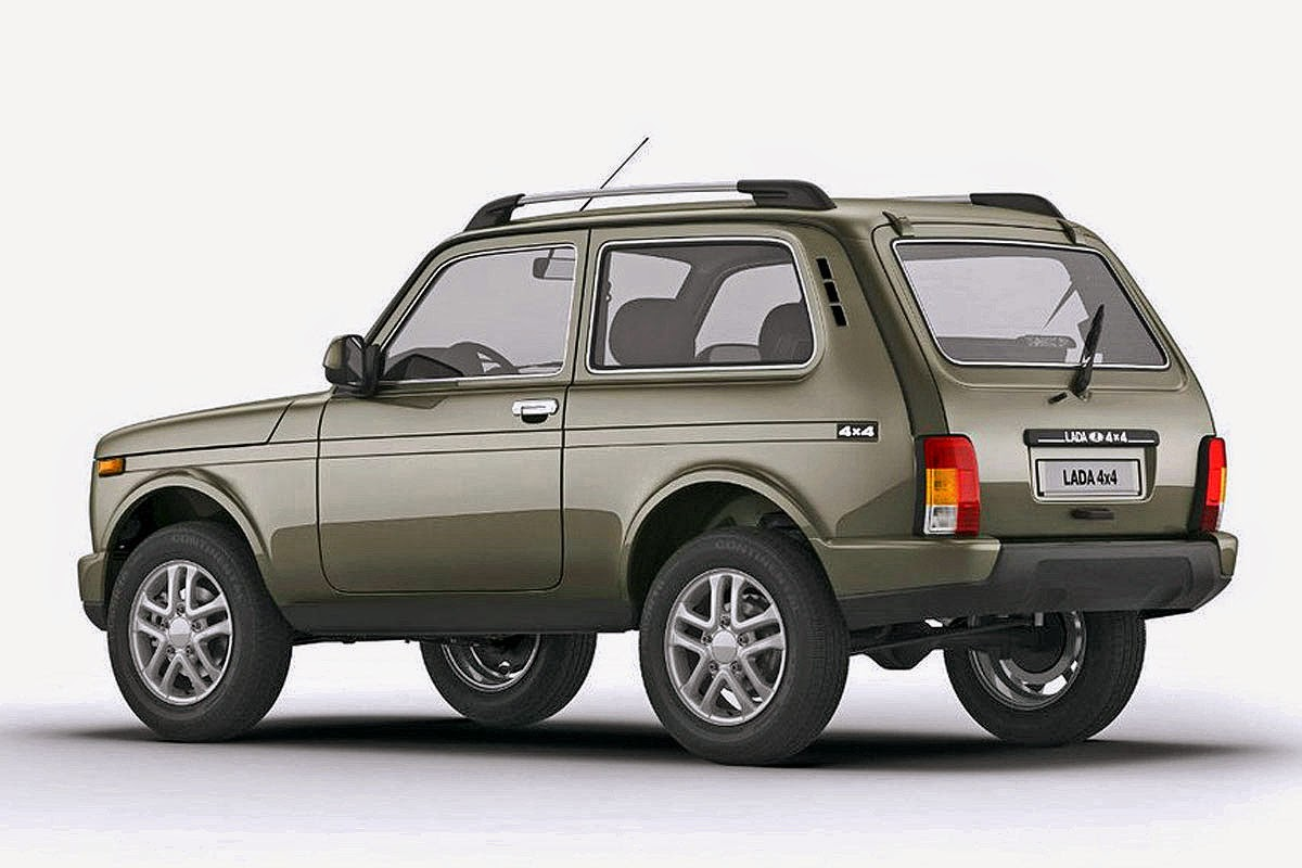 2017 lada niva urban 4x4 1 7 liter 81 bhp car reviews new car pictures for 2018 2019. Black Bedroom Furniture Sets. Home Design Ideas