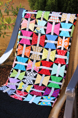 Quilt Inspiration: Quilt Inspiration: Butterfly quilts (and free ... : butterfly quilt block pattern - Adamdwight.com