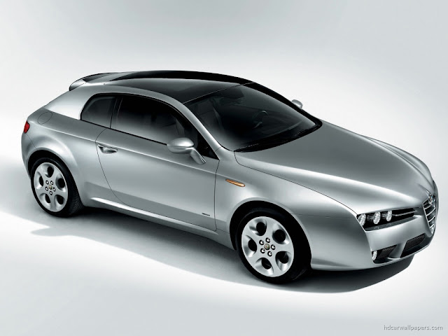 Alfa Romeo Brera Wallpapers