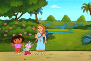 Opening Dora Español