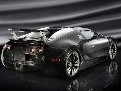 2009 Mansory Linea Vincero Bugatti Veyron