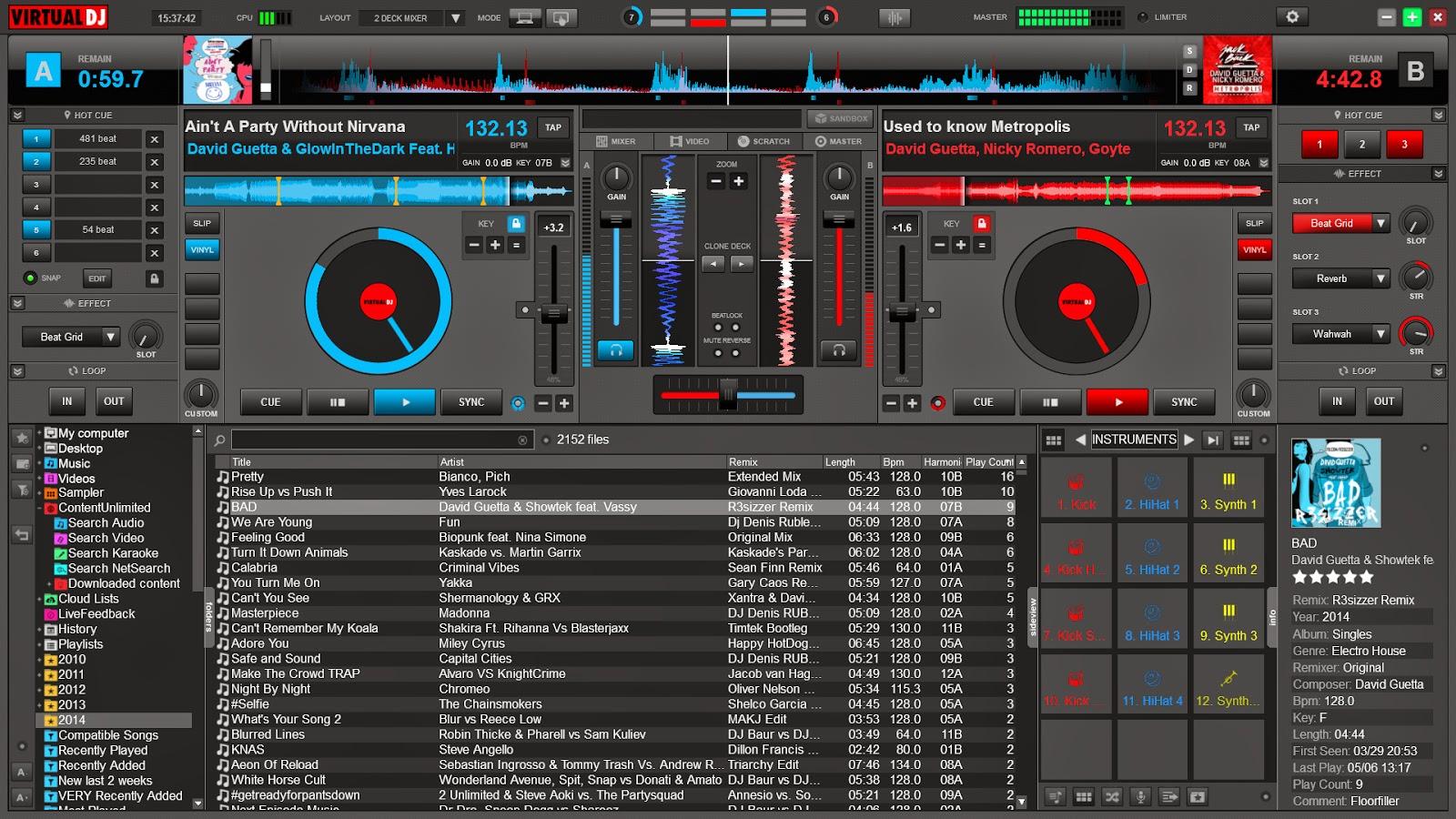 Virtual dj 70 full version download