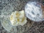 Rulada din biscuiti cu cocos preparare reteta