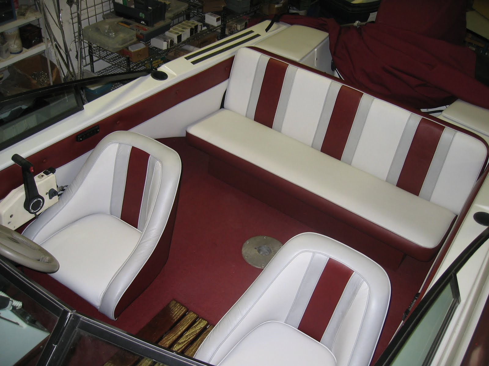 Boat upholstery ideas joy studio design gallery best for Interior boat designs