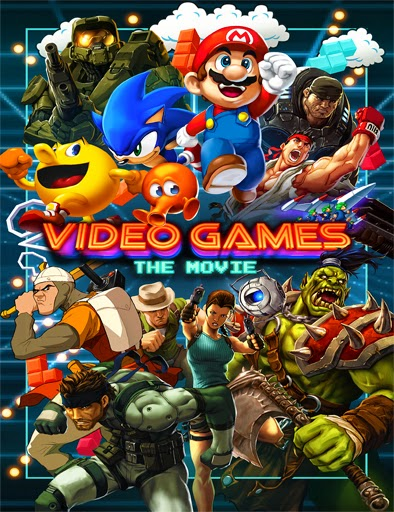 Ver Video Games: The Movie (2014) Online