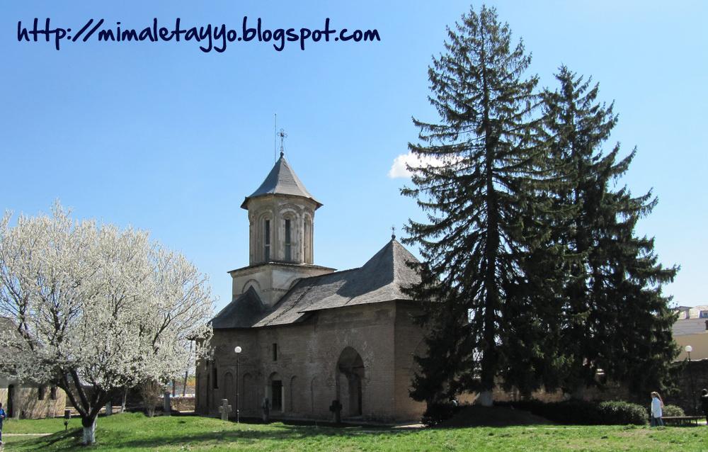 Baño Turco Cuanto Tiempo:Mi maleta y yo: Semana Santa 2012 en Rumanía – Monasterio de Snagov y