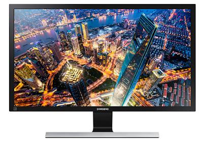 Monitor UHD Samsung U24E590D