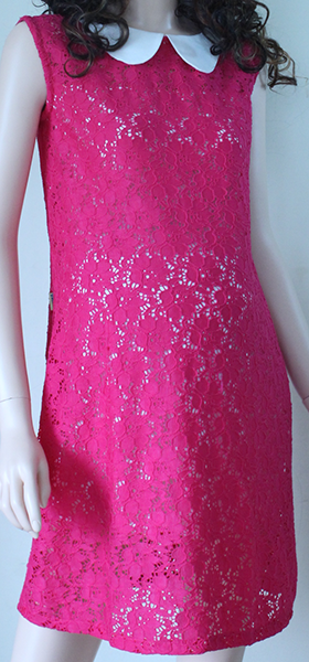 Váy bầu hồng V-04