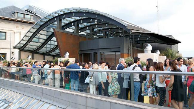 Hotel urban madrid 5 gl lo que pas en su terraza for Design hotel urban madrid