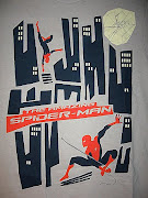 Marvel - Spiderman In The City