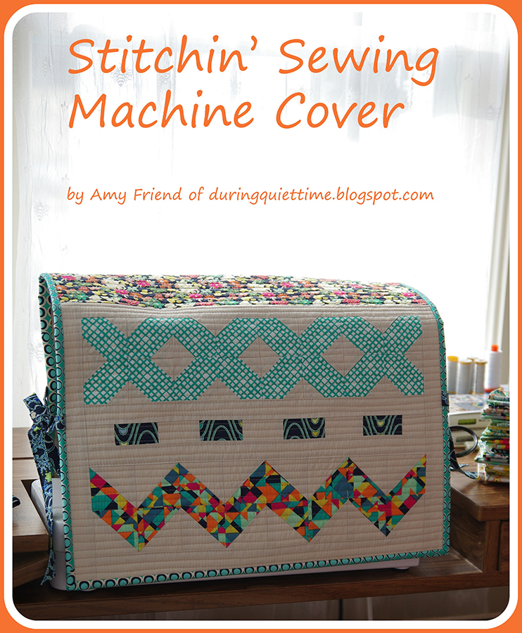 Book Cover Sewing Machine : Stitchin sewing machine cover tutorial and giveaway