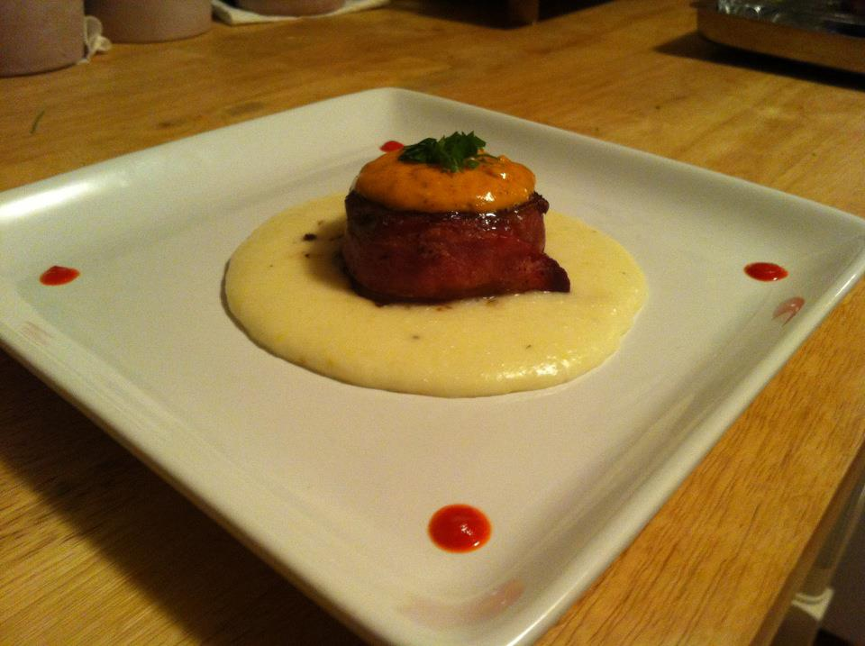 Happy Valley Chow: Bacon Wrapped Filet Mignon