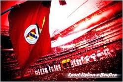 O Benfica e o seu SÍMBOLO acima de tudo!