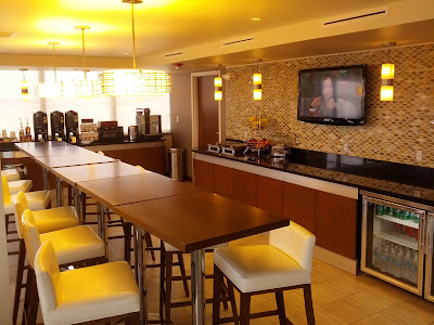 sheraton miami airport club lounge #1