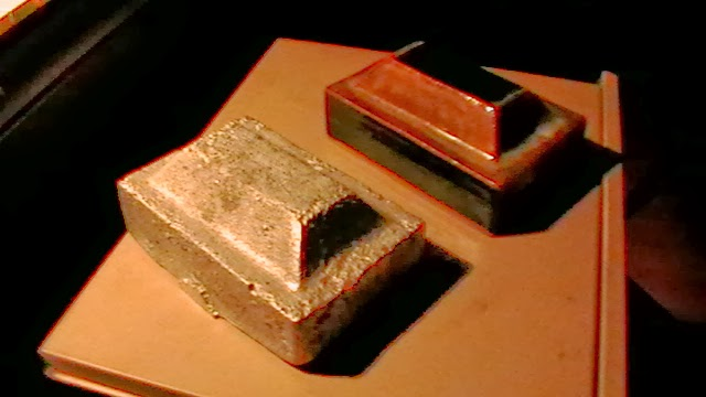 runescape aluminum bar with pattern