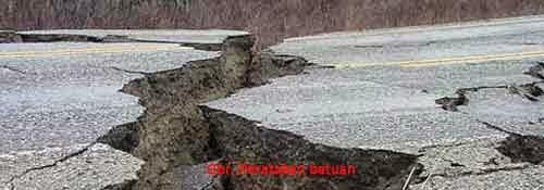Macam-Macam Skala Gempa Bumi