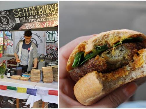 [Zu Gast bei...] 3. Streetfood-Markt in der Feinkost Leipzig